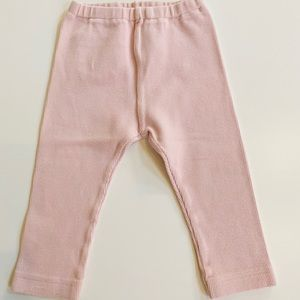 🌸5 for $20🌸Uniqlo pink ribbed leggings